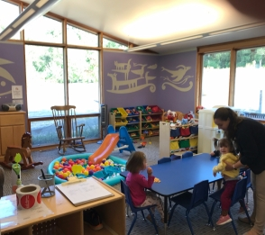 MMR Childcare Room